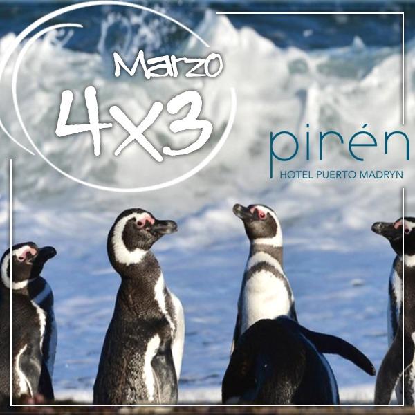 MARZO 4X3 - Hotel Pirén
