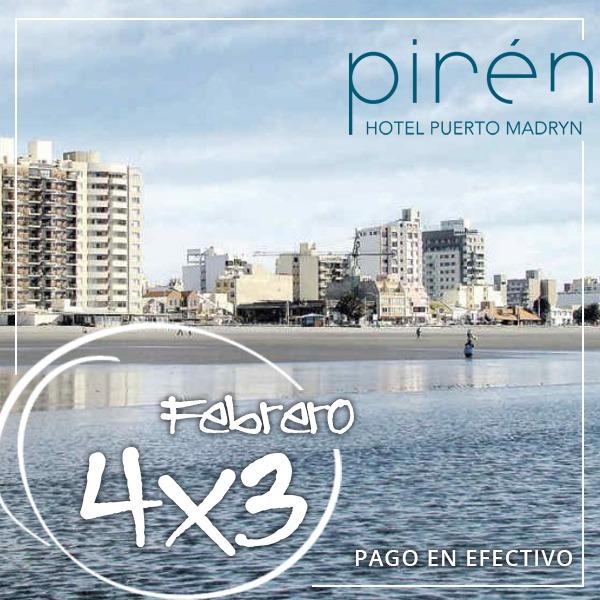 FEBRERO 4x3 - Hotel Pirén
