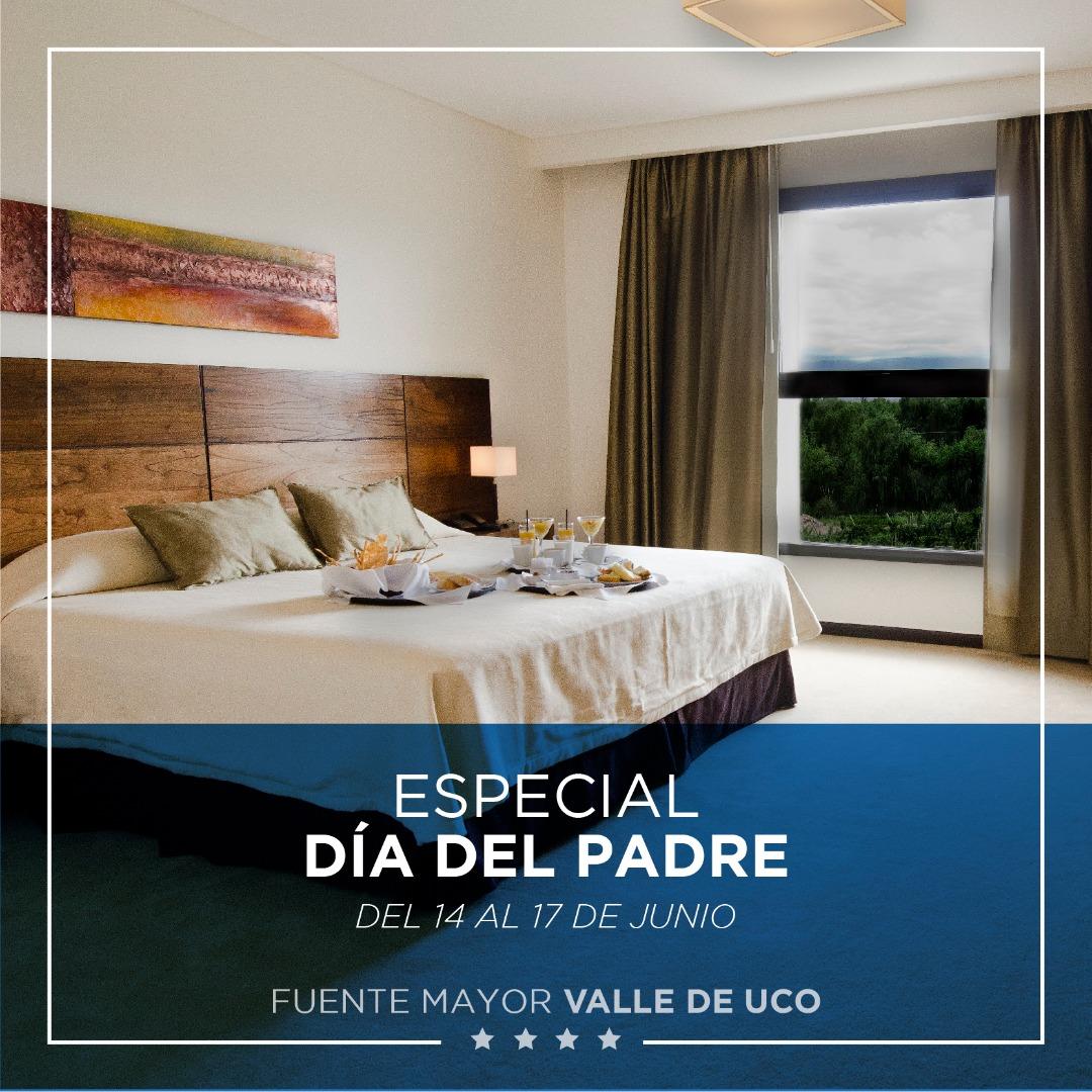 Especial Día del Padre en Valle de Uco - Fuente Mayor Hotel Resort