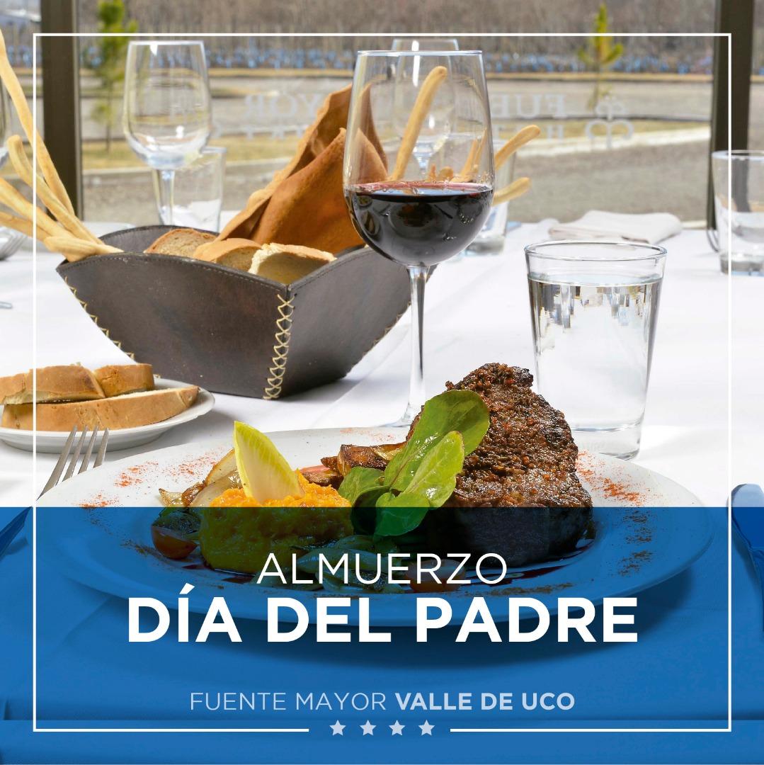 Menú Día del Padre - Fuente Mayor Hotel Resort