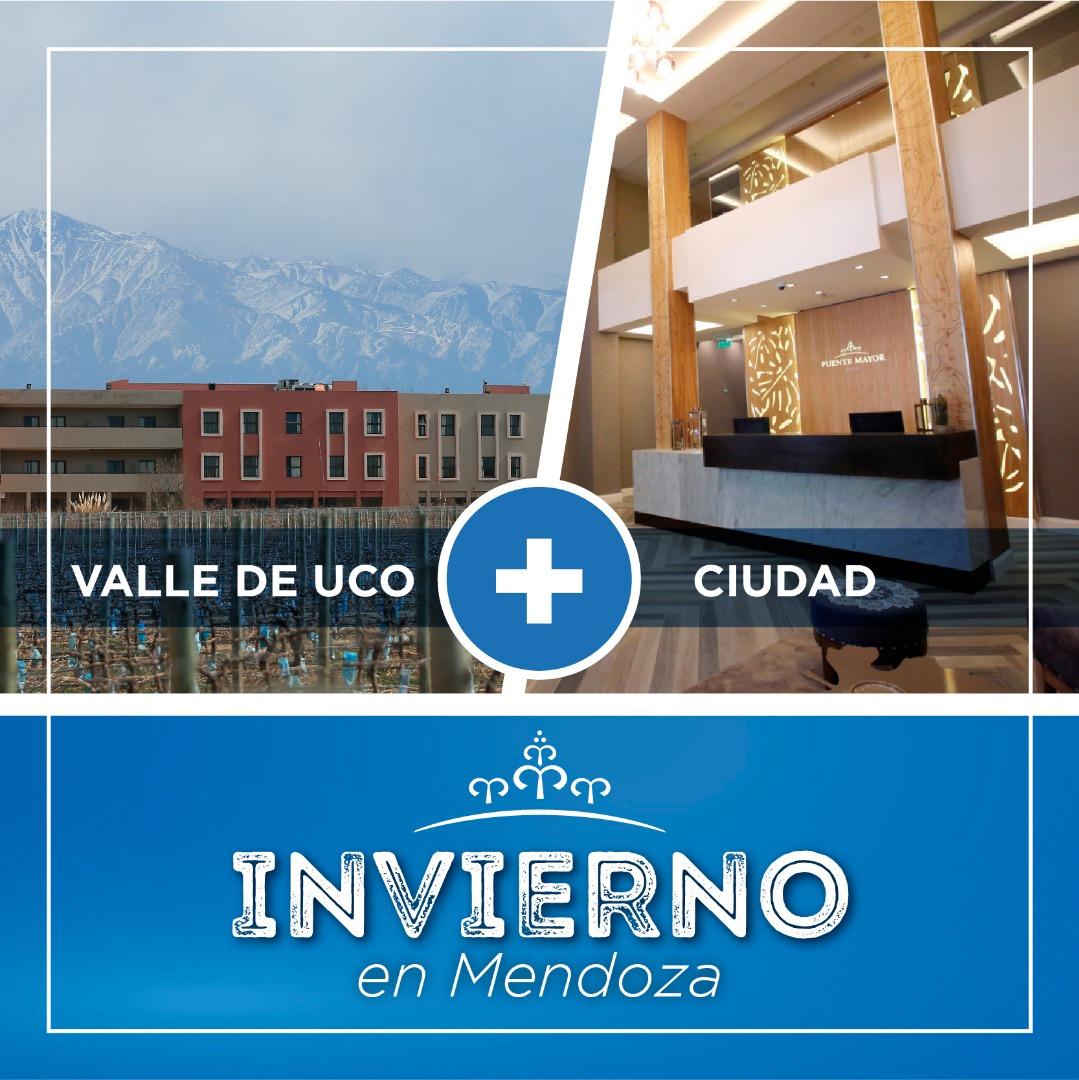 INVIERNO EN MENDOZA - Fuente Mayor Centro