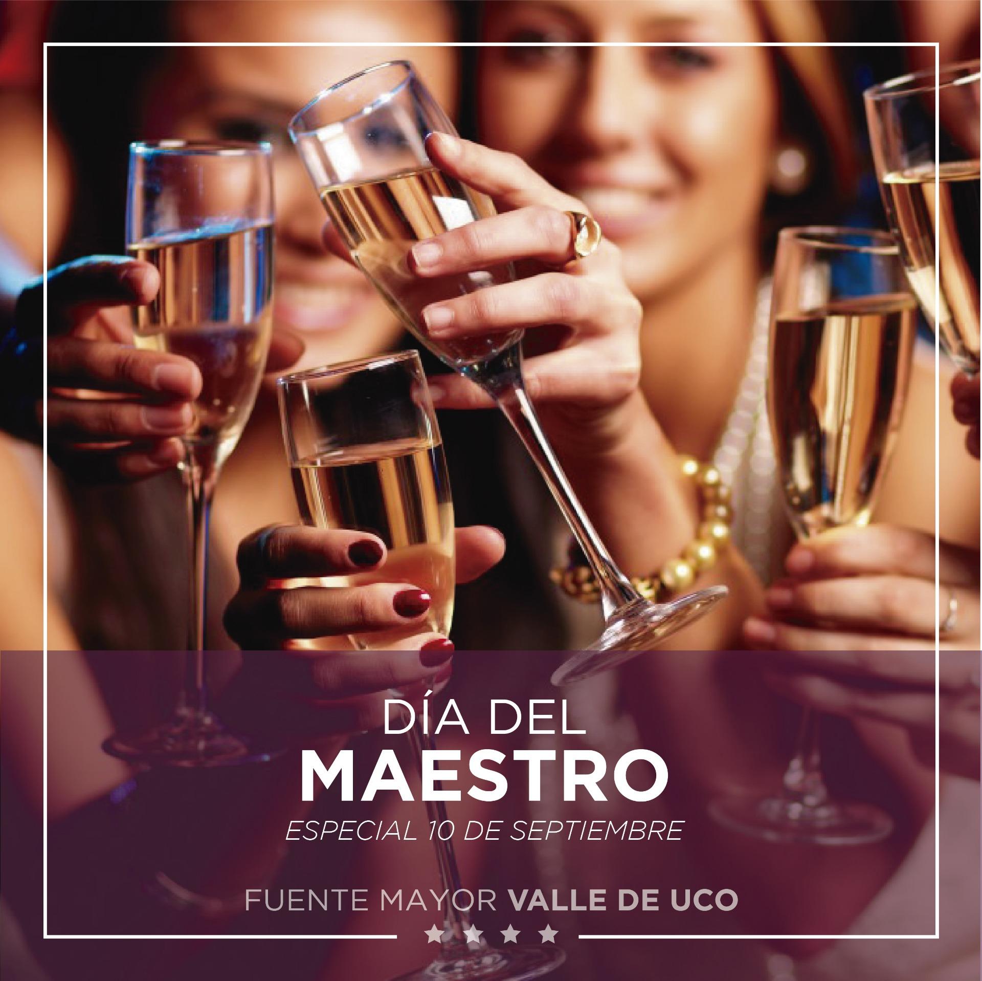 Día del Maestro - Fuente Mayor Hotel Resort