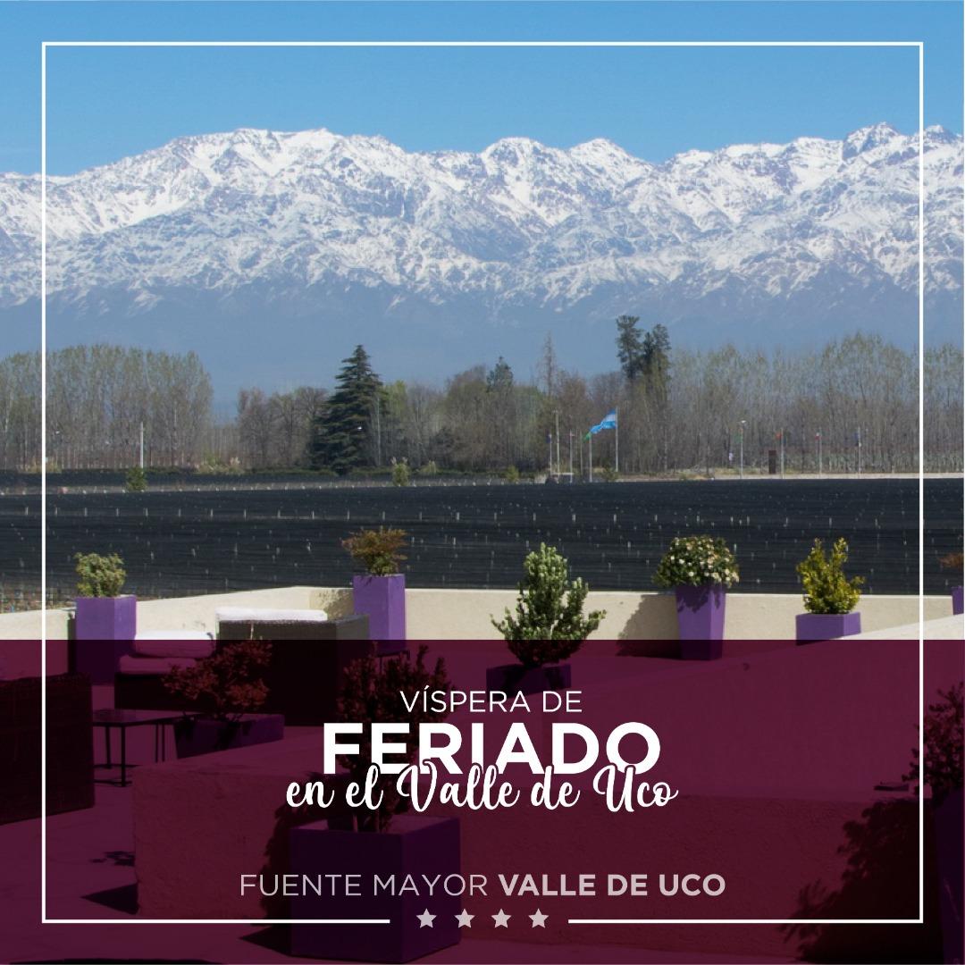 Víspera de Feriado - Fuente Mayor Hotel Resort