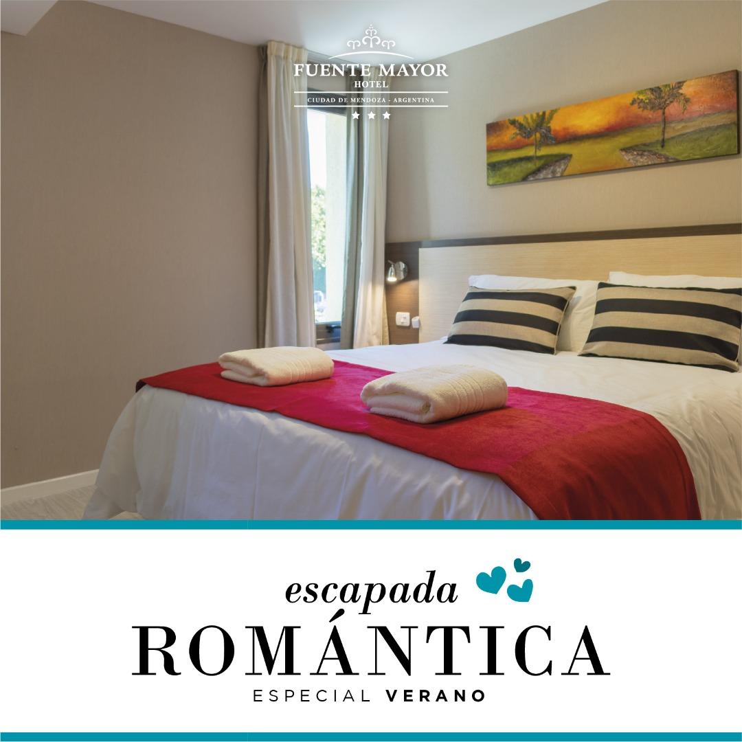 Escapada Romántica - Fuente Mayor Hotel Resort
