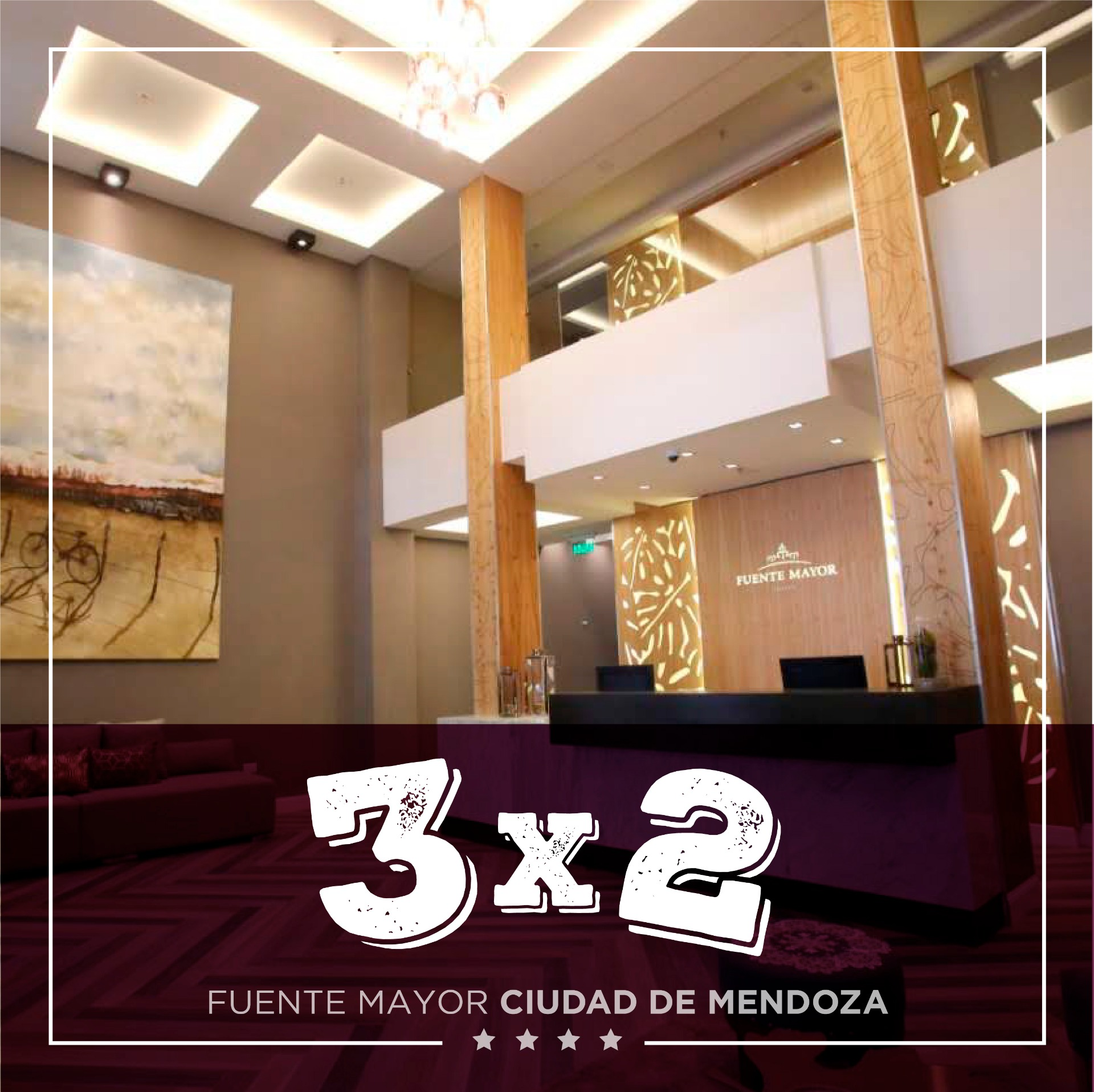 IMPERDIBLE 3X2 - Fuente Mayor Centro