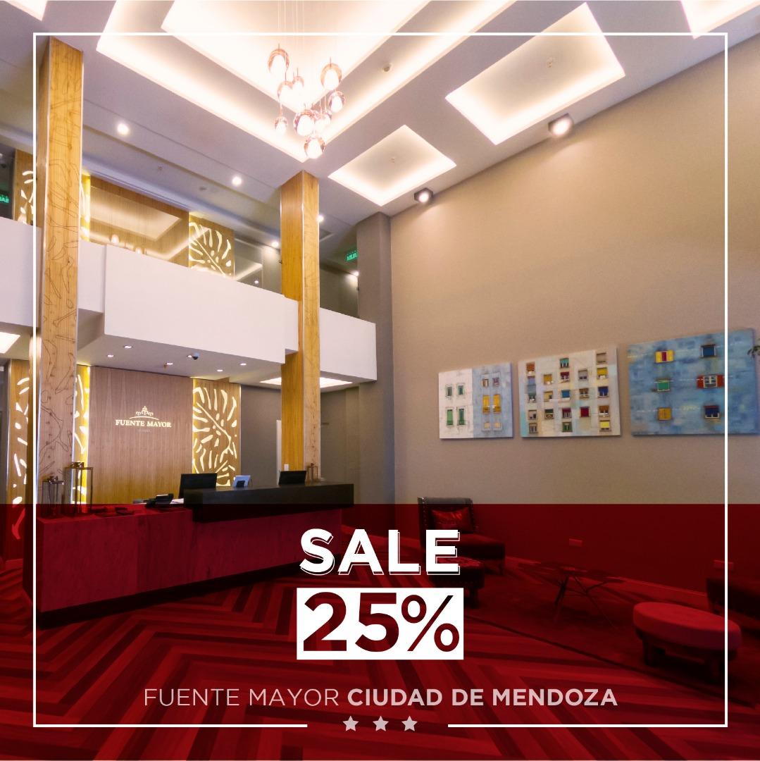 SALE 25% OFF - Fuente Mayor Centro