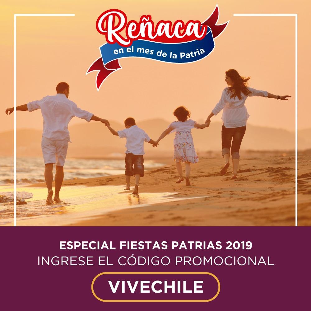 Fiestas Patrias en Reñaca - Fuente Mayor Reñaca