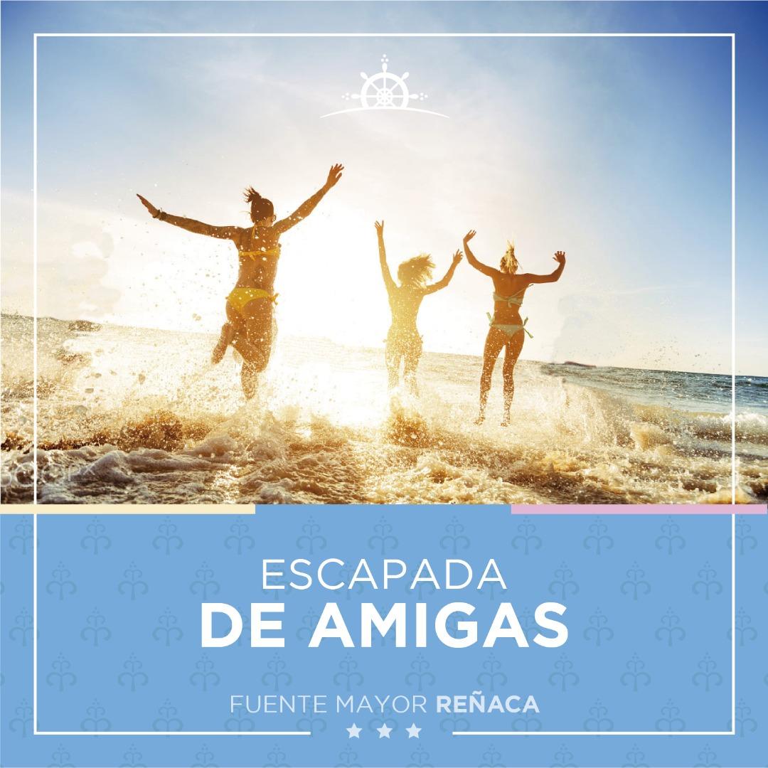 Escapada de Amigas & Spa - Fuente Mayor Reñaca