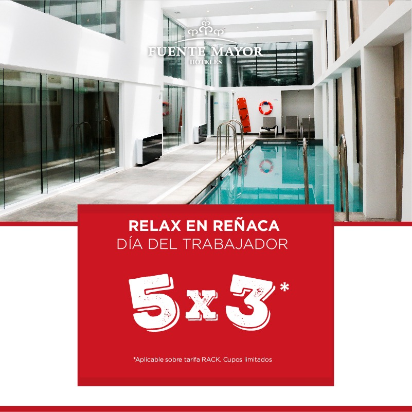 DIA DEL TRABAJADOR - Fuente Mayor Reñaca